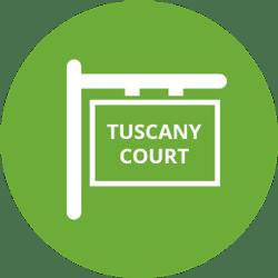 tuscany court