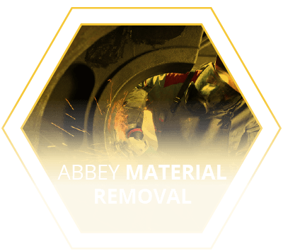 material removal